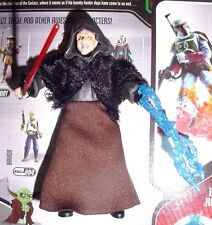 Star Wars VC12 Hasbro Vintage Collection Darth Sidious Emperor figure in USA TVC