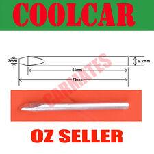 SOLDERING IRON Tip Chisel D for Weller SP80 SP80D MT20 for RC toy car solder OZ