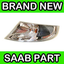 Saab 9-5 (02-05) Front Indicator Lamp / Light / Lens (Left)