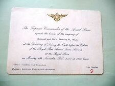 ROYAL THAI ARMED FORCES  INVITATION THAILAND TENT LAY OUT SRI AYUDTHYA ROAD