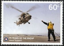2012 Kaman SH-2G SUPER SEASPRITE Helicopter 75th Anniv. RNZAF Aircraft Stamp