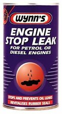 Wynns Engine oil Stop Leak for all Petrol and Diesel Engines - 325ml