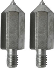 STRAIGHTLINE ICE SCRATCHER CARBIDE TIPS (PAIR)