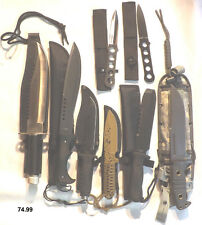 Wholesale Lot of Hunting/Survival Knives