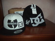 No.2 CAP HATS HIP HOP DC SHOES BANNER USA BEANIE WU-TANG CLAN FOREVER BRAND NEW