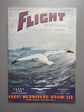 R&L: Flight & Aircraft Engineer January 25 1945, WW2 Mosquito/Monocoques