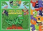 Word World: Frog's Big Adventure (Word World: Where Words Come Alive Magnetic Bo