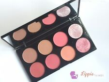 Make Up Revolution Ultra Blush Palette - Sugar and Spice
