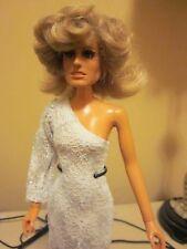 Mego Farrah Fawcett Doll    plus 1 head                     Nice!