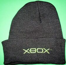 Original XBOX Launch Official Merchandise Classic Ski Cap New! RARE! Free Ship!