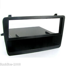 CT24HD01 HONDA CIVIC WITH AUTO A/C 2003 to 2006 BLACK SINGLE DIN FASCIA ADAPTER