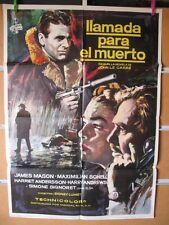 695      LLAMADA PARA EL MUERTO JAMES MASON SIMONE SIGNORET