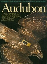 2012 Audubon Magazine: Unlocking Migrations Secrets/Holy Parrots/Shark Attack