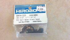 0414-328 Hirobo E3 tail boom brace band helicopters Freya, Eagle