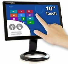 "NIB Smart Touch USB Monitor 10"" DoubleSight Displays ADD SMART TOUCH TO YOUR PC"