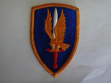 Vietnam War US Army 1st AVIATION Brigade Merrowed Edge Patch *New Old Stock*
