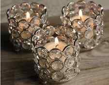 Wholesale Crystal Votive Candle Holders Wedding Centerpieces Bulk 50 Pcs Lot