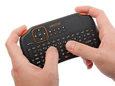 Viboton 3 in 1 2.4GHz Wireless Keyboard+Air Mouse + Remote Control with Touchpad