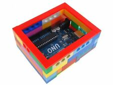 HobbyBlocks case suitable for Arduino Uno development boards