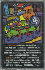 Awesome 4 (Cassette, 1995) Public Enemy, House Of Pain, Sheryl Crow - NEW