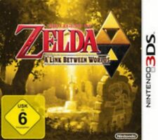 Nintendo 3ds legend of zelda A Link between worlds allemand excellent état