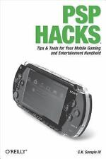 PSP Hacks : Tips and Tools for Your Mobile Gaming and Entertainment Handheld...
