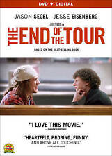 The End of the Tour DVD, 2015(shipping included in price)