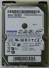 Samsung HM160HC 160GB IDE ATA PATA Laptop Hard Disk Drive Disc 160 GB HDD