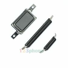 BRAND NEW HOME & VOLUME & POWER BUTTON SET FOR SAMSUNG GALAXY S2 i9100 #A164B