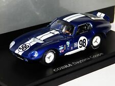 SHELBY COBRA DAYTONA COUPE #98  KYOSHO 03051D 1/43