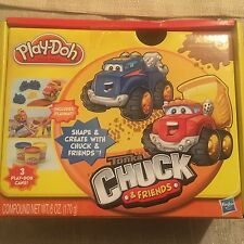 Play-Doh  Tonka Chuck N Friends Shape And Create With Playmat