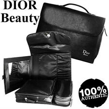 100% AUTHENTIC HUGE DIOR COUTURE Multi PROFESSIONAL ORGANIZER MAKEUP TRAVEL CASE