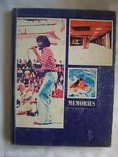 1973 SANTANA HIGH SCHOOL YEARBOOK, SANTEE, CALIFORNIA