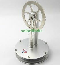 Low Temperature Stirling Engine Motor Steam Heat Education Model Toy Kit DWCL-01