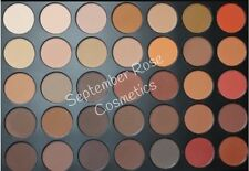 35 ALL MATTE Neutral Eyeshadow BEST MORPHE 350M Palette Dupe UK SELLER