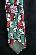 101 Dalmatiner Krawatte Disney Geschenk Hündchen Rote und grüne Krawatte Made...