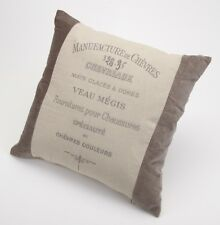 Shabby Chic Style Square Cushion - 1 of