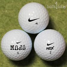 36 Nike Mix Golfbälle AAAA Lakeballs in Top-Qualität gebrauchte Bälle Golf