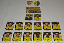 FIGURINE CALCIATORI PANINI 2005-06 SQUADRA MODENA CALCIO FOOTBALL ALBUM