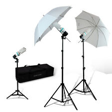 Photography 600 watt Continuous fluoreccent Lighting Kit Portrait Video Studio