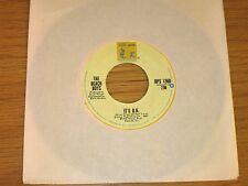 "70s ROCK 45 RPM - THE BEACH BOYS - BROTHER/REPRISE 1368 - ""IT'S OK"""