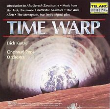 Time Warp - Kunzel Cincinnati Pops (CD-80106, Telarc Japan Import)
