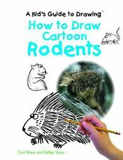 How to Draw Cartoon Rodents (Kid's Guide to Drawing)-ExLibrary