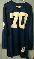 VTG Mitchell and Ness Men's SZ 58 Sam Huff 1962 New York Giants Throwback Jersey