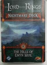2013 Lord Of The Rings TCG S3 G N The Hills Of Emyn Muil Nightmare Promo Deck