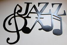 JAZZ Wall Art with Musical Notes by HGMW