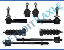 New 8pc Front Suspension Kit Inner Outer Tie Rod Ends 03-06 Ford Expedition 2WD