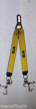 Low Profile 3 Inch 3 Ply G70 V Strap  R T & Mini J Clusters 30 in Legs Transport