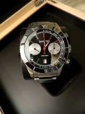 Chronograph Eberhard CONTOGRAF ceramic - 2014 - Mint in box with certificate