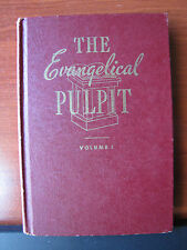 The Evangelical Pulpit Vol 1 by Henry/Decker 1948 HC Christian theology